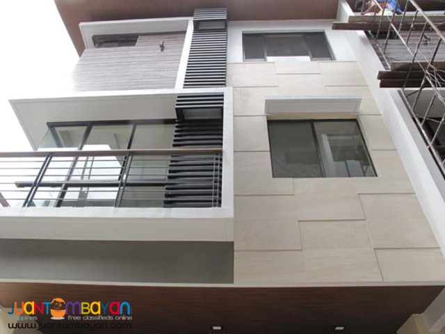 Townhouse in Visayas Q.C. at 7M