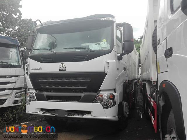 10 Wheeler HOWO A7 Dump Truck, 371HP, 20m³