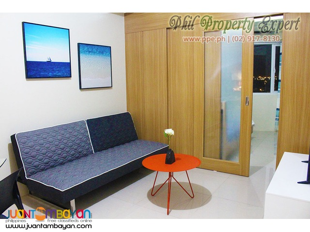 Condo for Rent Fully Furnished Near SM Mall of Asia