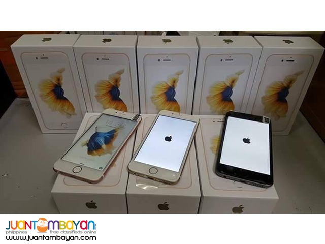 IPHONE 6S OCTACORE CELLPHONE / MOBILE PHONE - LOT OF FREEBIES