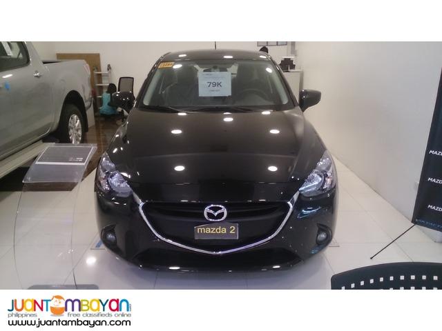 Mazda 2 1.5 V HB Skyactiv 49K Low Down Low Monthly All In Promo