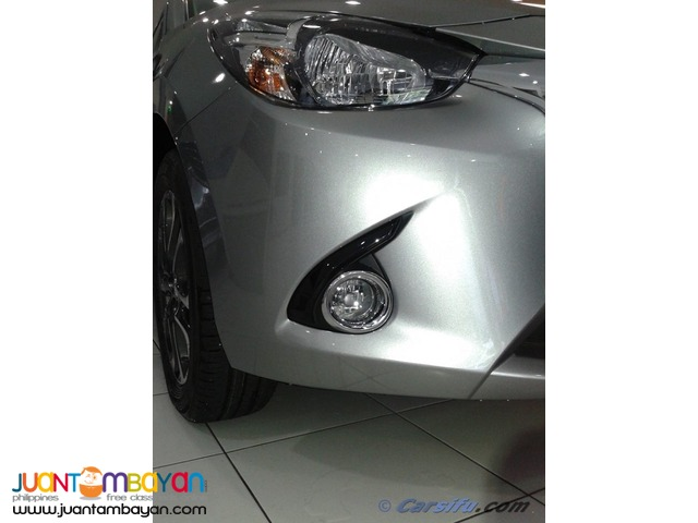 Mazda 2 SDN 1.5 Skyactiv 49K Low Down Low Monthly All In Promo