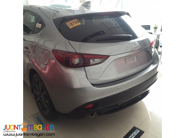 Mazda 3 HB Sky Activ 89K Low Down Low Monthly All In Promo