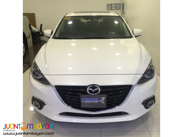Mazda 3 1.5 Skyactiv 69K Low Down Low Monthly All In Promo