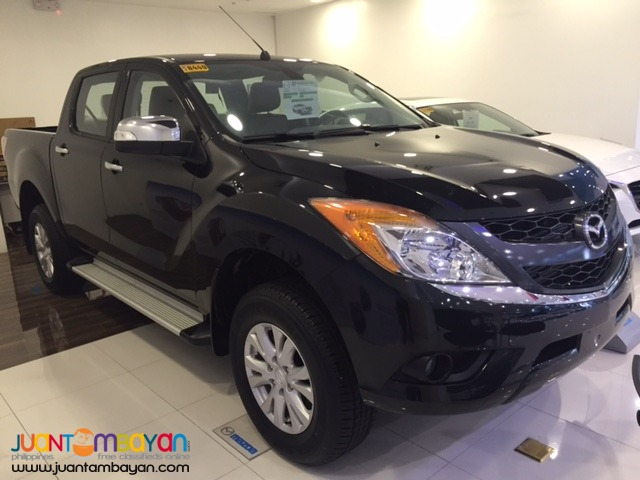 Mazda BT50 DSL MT 2.2 9K Low Down Low Monthly All In Promo