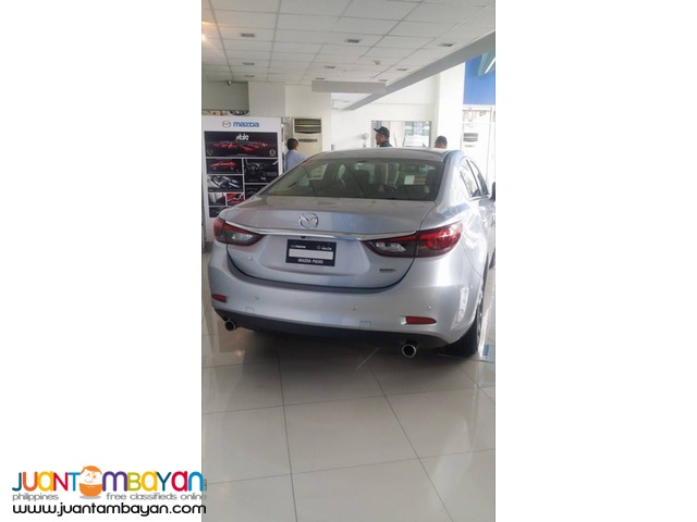 Mazda 6 Skyactiv Low Down Low Monthly All In Promo