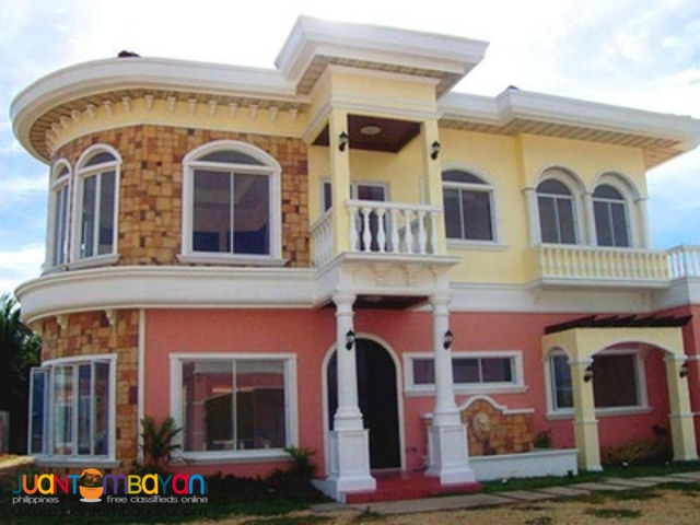 HOUSE & LOT FOR SALE INFRONT SEASHORE