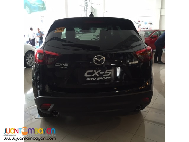 Mazda Cx5 2.2 89K Low Down Low Monthly All In Promo