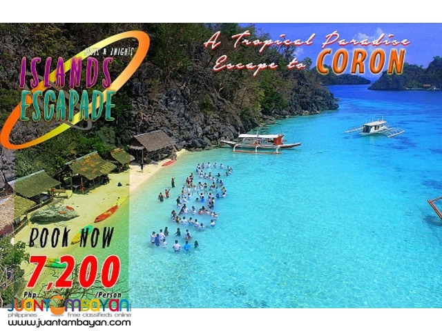 escape to coron