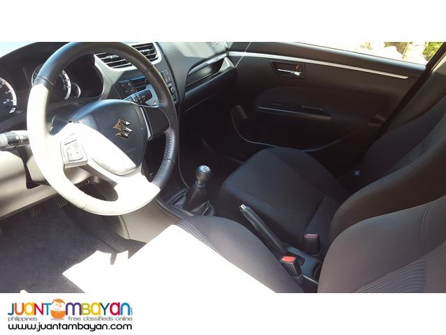 2012 Suzuki Swift Hatchback