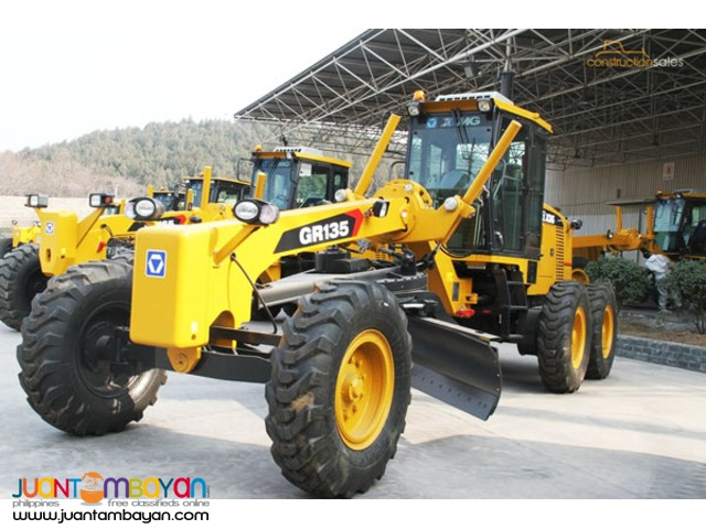 Heavy Duty Equipment! XMCG GR135 Grader!