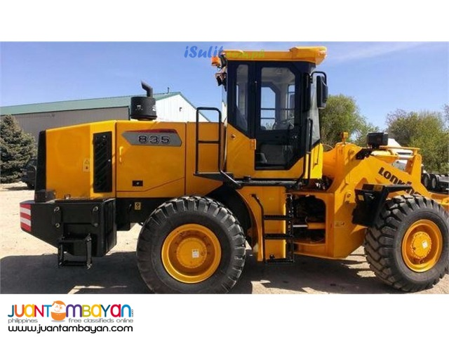 Great Sale! CDM835 Payloader..
