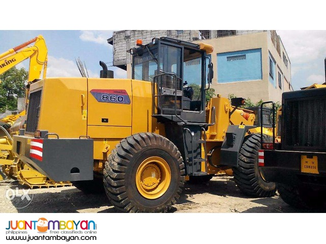 Best Deal! Brand New Wheel Loader CDM860!