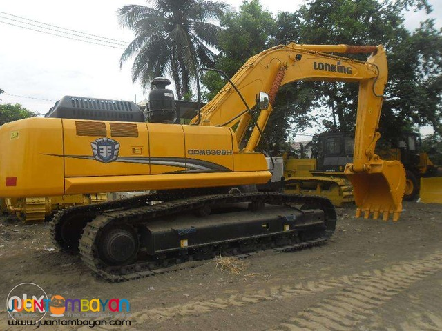 High Quality Backhoe Dozer CDM6365! Brand New!