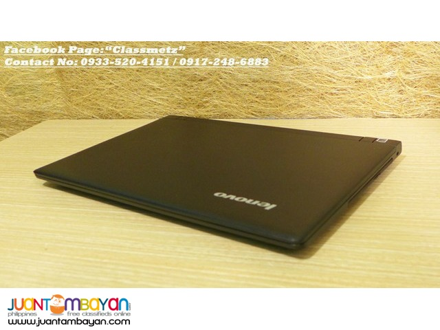 Lenovo Ideapad 100-15IBY Series Haswell 15.6inch Win8 Laptop