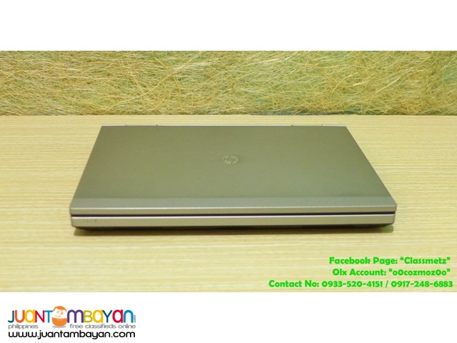 Hp Elitebook 2570P Series Corei7 x4 128SSD Laptop