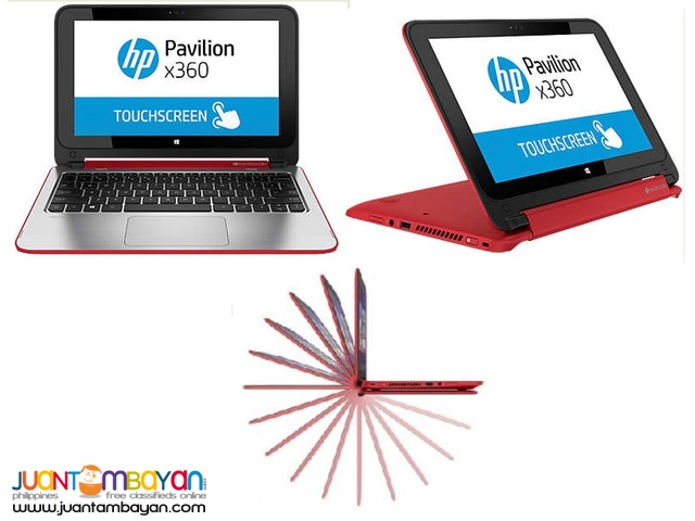 Hp SleekBook 11-N002TU X360 Series Touchscreen Beats Edition Laptop