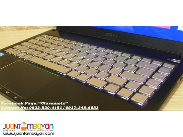 Asus Q400A Series Corei7 8gb 750gb windows8 Laptop