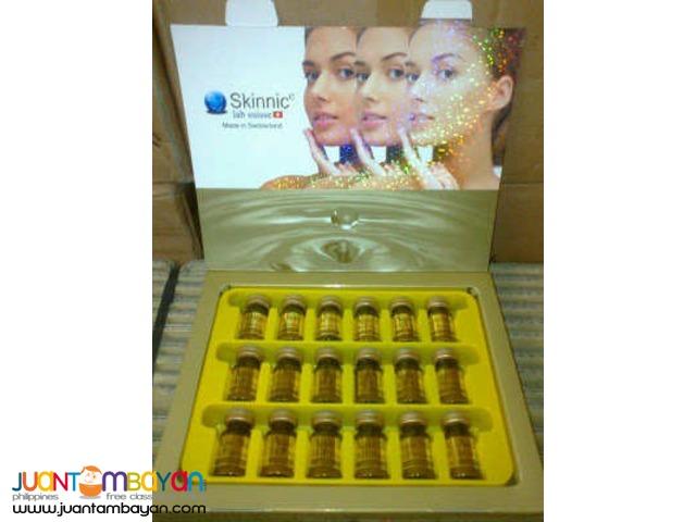 Aqua Skin EGF Gold  18 vials