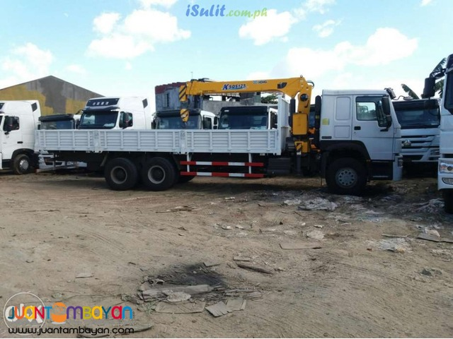 Brand New Unit! XCMG Boom Truck (5.5tons)