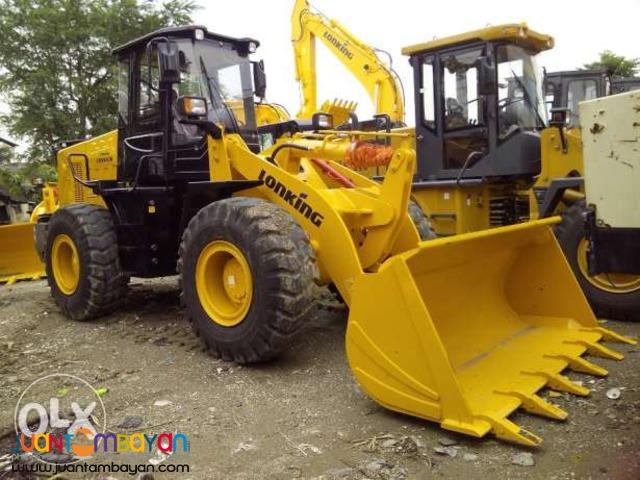 Wheel Loader CDM843n! Brand New!
