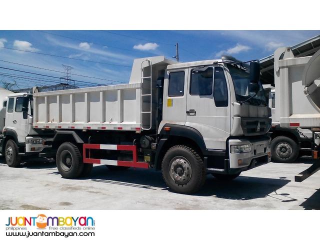 6 Wheeler C5B Huang He Dump Truck-12m³, 220HP