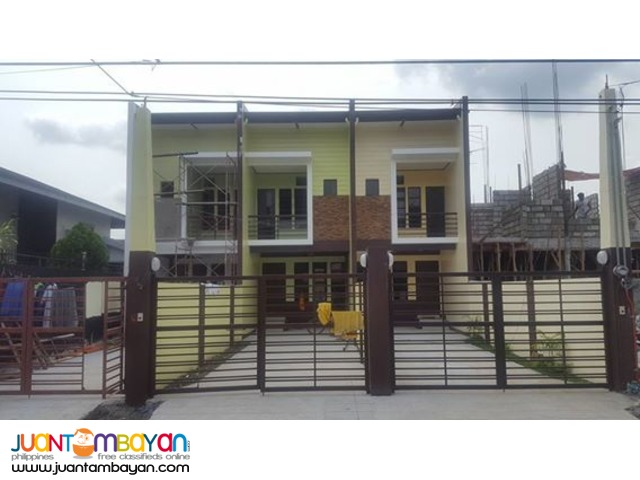 For Sale Townhouses in Antipolo