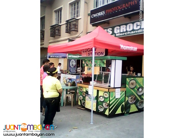 LUGAW STATION FOODCART BUSINESS FRANCHISE