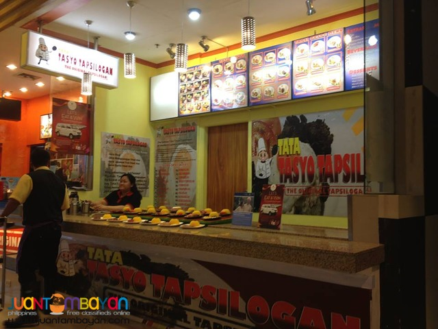 TATA TASYO FOODCART BUSINESS FRANCHISE