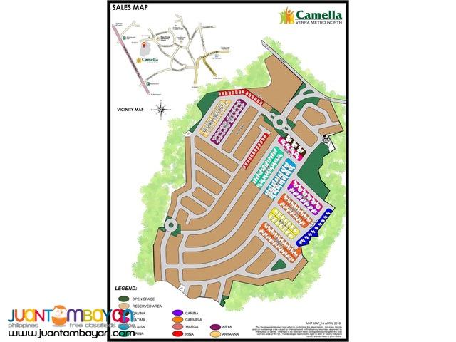 Camella Verra Metro North – Gavina