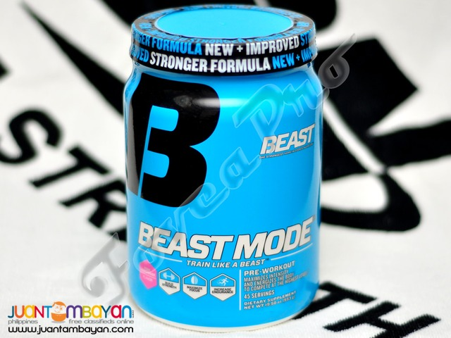 SALE - Beast Mode 45 servings Pink Lemonade (Free Shipping)