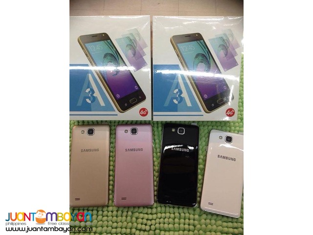 SAMSUNG A3 DUALCORE - MOBILE PHONE / CELLPHONE