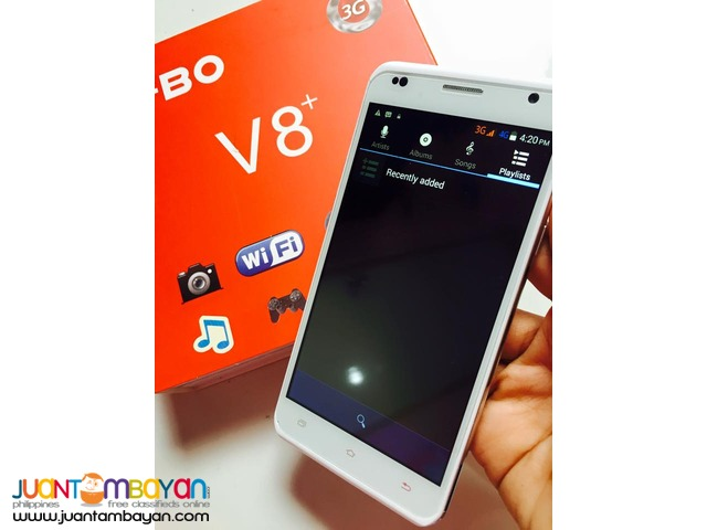 SONY V8+ SLIM QUADCORE - MOBILE PHONE / CELLPHONE