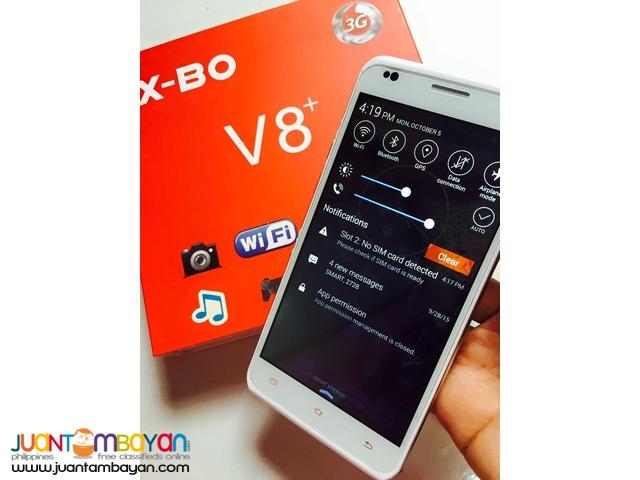 SONY V8+ SLIM QUADCORE - MOBILE PHONE / CELLPHONE