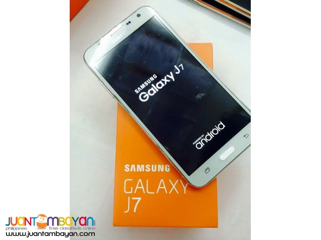 SAMSUNG J7 QUADCORE DUALFLASH - MOBILE PHONE / CELLPHONE