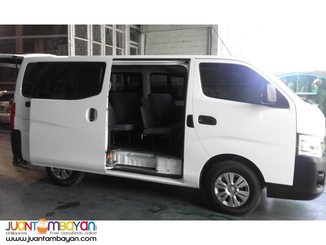 Nissan Urvan for Rent