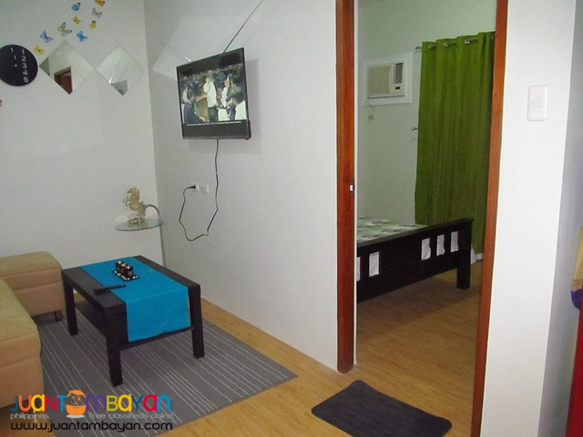 1 Bedroom Condo For Rent near JY Square Lahug Cebu City