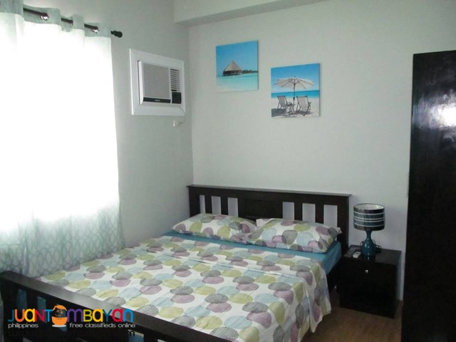 Furnished Condo For Rent Near JY Square Lahug Cebu City