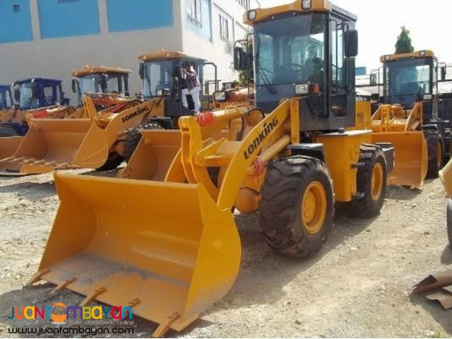 Lonking CDM816 Wheel loader Payloader STD15 counterpart