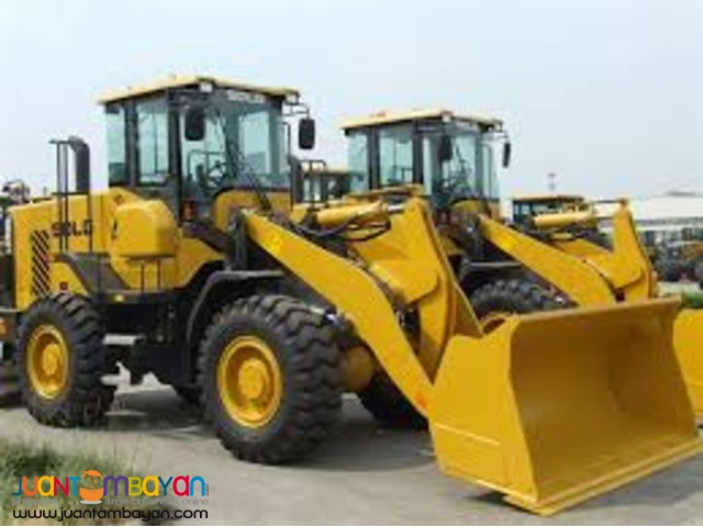 Lonking CDM835 Wheel Loader