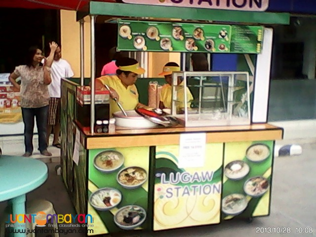 LUGAW STATION BUSINESS FRANCHISE