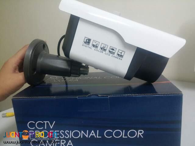 CCTV Camera Real Color At night-AHD-HSC39K