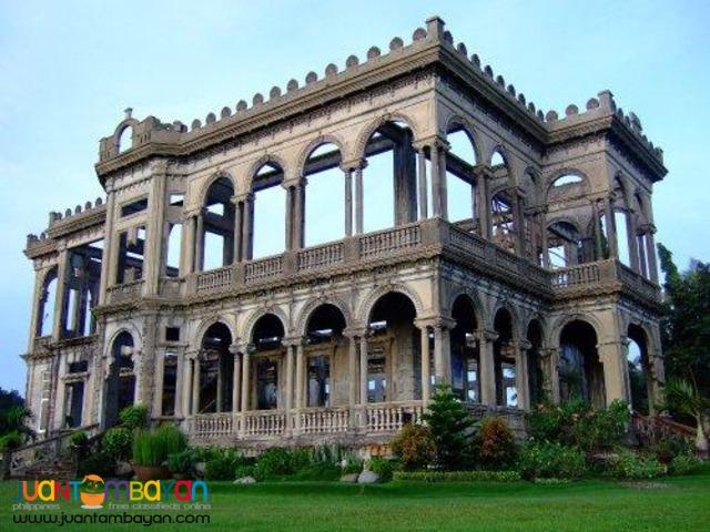 3D2N exploreBacolod Tour Package (Bacolod city and Danjugan Island)
