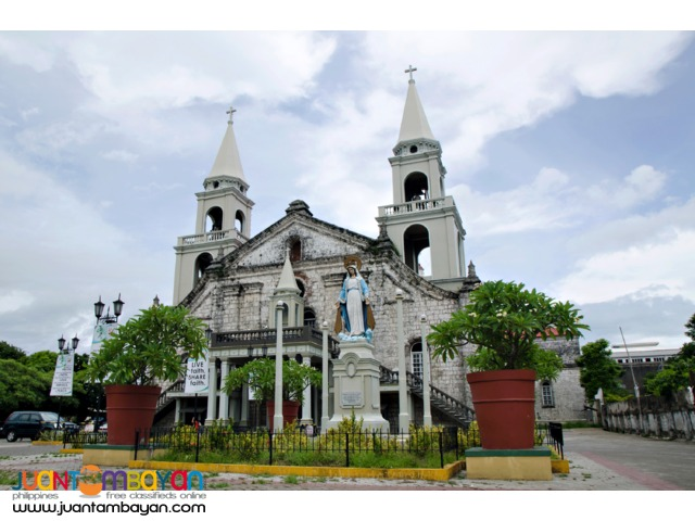 3D2N explorIloilo Tour Package (Iloilo city tour and Guimaras Island)