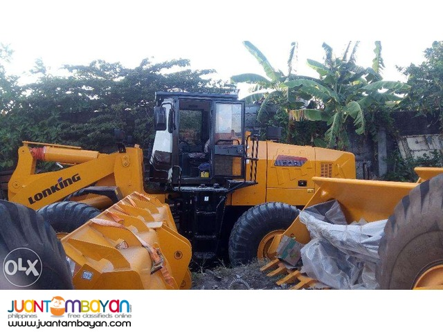 (3.5 Bucket Size) CDM860 Wheel Loader