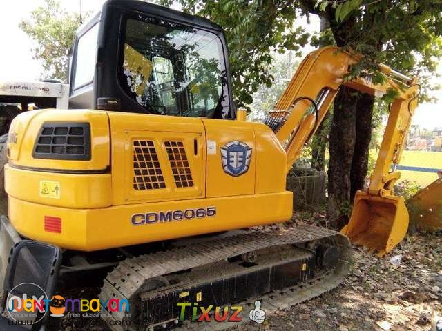 Brand New Heavy Equipment! CDM6065 Backhoe Dozer