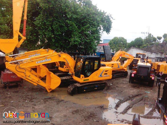 For Sale Backhoe Dozer CDM6150 {.56 Bucket Size}
