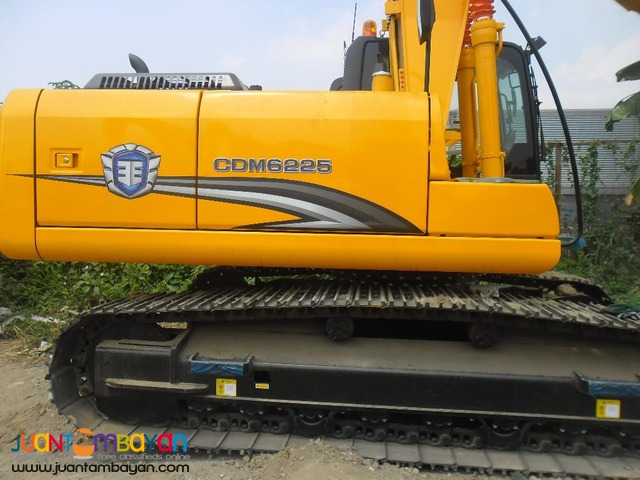 For Sale: CDM6225 Hydraulic Excavator (BRAND NEW)
