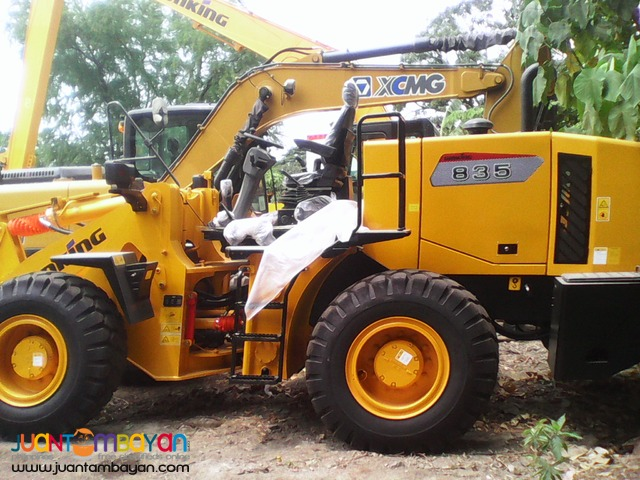 September Sale + CDM835 Wheel Loader + Sinotruk