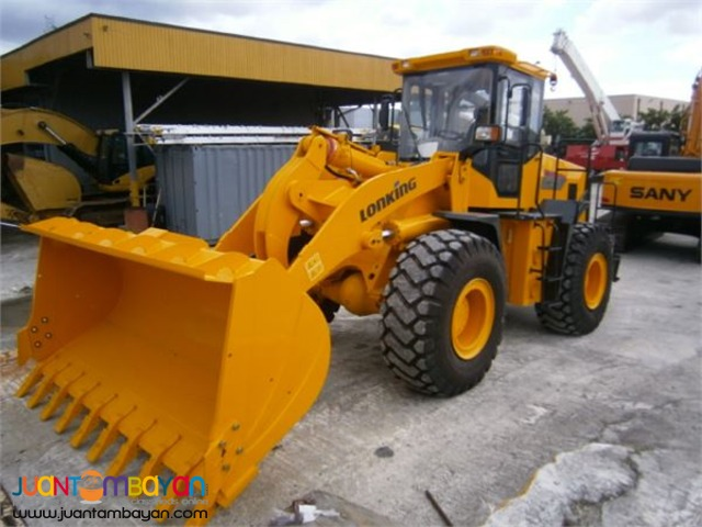 September Sale + CDM856 WHEEL LOADER + Sinotruk